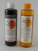 Renuwell Spar-Set Möbel Öl 500 ml + Regenerator