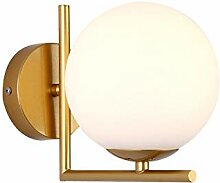 RENYAYA Wand Lampe Modernen Stil Kugel Wand Lampe