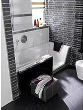 Repabad Easy-In Dusch Badewanne 170 cm Nische