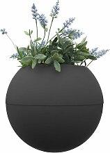 rephorm - ballcony bloomball Pflanztopf, anthrazit