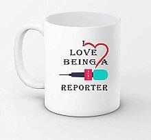 Reporter Wertschätzung beste Geschenkidee für