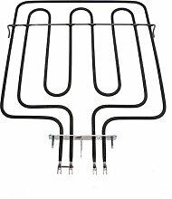 RESISTANCE Grill Qualität dop330Backofen Brandt kv571wn1