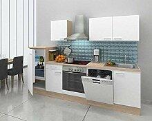 respekta Einbau Küche Küchenzeile Küchenblock