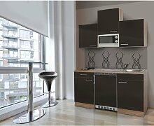 respekta KB150ESGMI Single Mini Küche