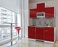respekta KB150WRMI Küchenzeile Küchenblock