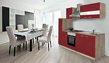 respekta Küche Küchenzeile Einbauküche