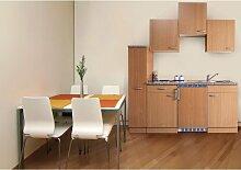 respekta Küchenzeile Küchenblock Mini Single