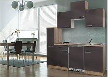 RESPEKTA Küchenzeile, mit E-Geräten, Breite 180