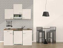 RESPEKTA Küchenzeile, mit E-Geräten,