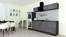 RESPEKTA Küchenzeile RP270, mit E-Geräten,