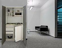 respekta Single Büro Pantry Küche Miniküche
