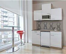 respekta Single Mini Küche Küchenblock 150 cm