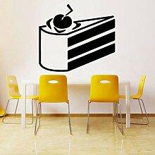 Restaurant Aufkleber Kaffee Aufkleber Eis Poster