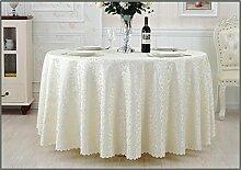 Restaurant Tischdecke Hotel Tischdecke Restaurant im europäischen Stil Hotel Tischtuch Wohnzimmer Tisch Tisch Tisch Tischdecke Tischdecke decke ( Farbe : D , größe : 6# )
