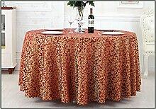 Restaurant Tischdecke Hotel Tischdecke Restaurant im europäischen Stil Hotel Tischtuch Wohnzimmer Tisch Tisch Tisch Tischdecke Tischdecke decke ( Farbe : A , größe : 3# )