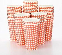 Restaurantware Kaffeetasse aus Pappe, mit
