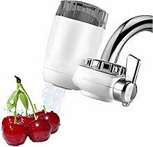 Restbuy Wasserhahn Wasserfilter Wasserhahnfilter