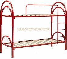 rete-letto Stockbett aus Eisen