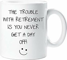 Retirement Becher The Problem With Being
