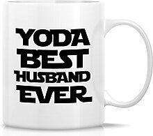 Retreez Funny Tasse–Yoda Best Husband Ever