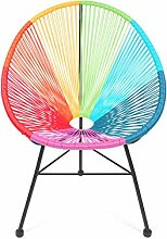 Retro Acapulco Lounge Relax Sessel Chair Indoor