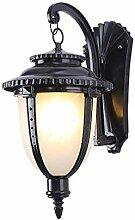 Retro Außenwandleuchte Vintage Außenlampe