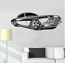 Retro Auto Impala Supernatural Garage Automobil