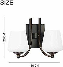 Retro Beleuchtung Wandlampe Nur Moderne Glaskunst