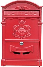 Retro Briefkasten Briefkasten für den