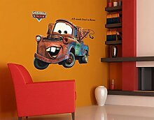 Retro Car Wandtattoo House Aufkleber abnehmbarer Wohnzimmer Tapete Schlafzimmer Küche Art Bild Wandmalereien Sticks PVC Fenster Tür Dekoration + 3D Frosch Auto Aufkleber Geschenk