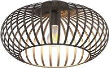 Retro Deckenlampe Vintage LED Deckenlampe