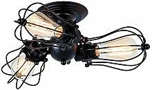 Retro Deckenleuchte Wandleuchte Vintage Lampe