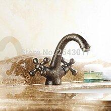 Retro Deluxe Fauceting Badezimmer Waschbecken