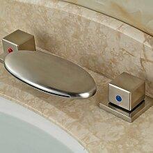 Retro Deluxe Fauceting mehrere Arten Nickel