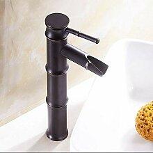 Retro Deluxe Fauceting Waschbecken Auswurfkrümmer