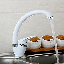Retro Deluxe faucetinging Hand Malerei Water