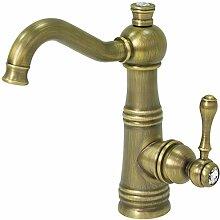 Retro Design Bad Waschbecken Einhebel Armatur