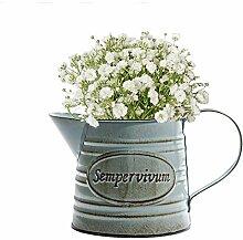 Retro Flower Topf, Außen- Und Innenbereich Vase,