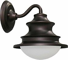 Retro Gusseisen Lampe Balkon wasserdicht Outdoor