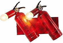 Retro Halterung Licht Industrielle Wandbehang