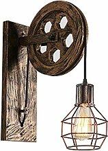 Retro Industrial Wandleuchte Loft Wandlampen