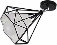 Retro Industrie Deckenleuchten Wandlampe