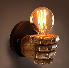 Retro Industrie Design Wandlampe im Loft-Style