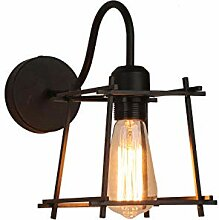 Retro industrielle Wandlampe LED Wandlampe Gang