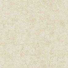 Retro Industrieller Wind, Graues Imitation Zement-Tapete, Bekleidungsgeschäft, Büro-Tapete, Blasses Weiß