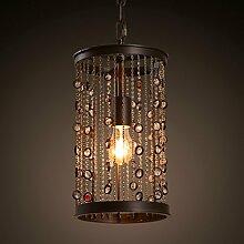Retro Kronleuchter / E27 * 1 Lampe/Industrial
