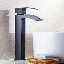 Retro kupfer hohe waschbecken wasserhahn bad