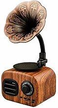 Retro-Lautsprecher, Retro-klassisches tragbares