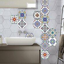 Retro- Marokkanischer Geometrischer Abstrakter