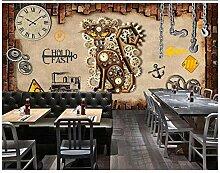 Retro Nostalgische Mechanische Ganguhr Restaurant